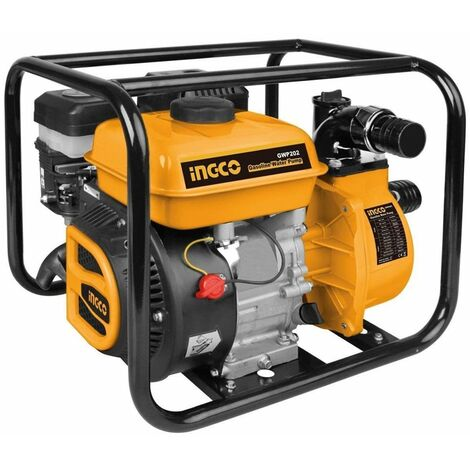 Ingco - Motobomba Gasolina Gwp302 7Hp 60.000L/Min