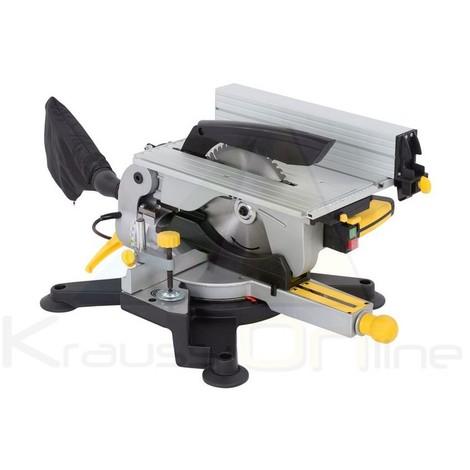 Ingletadora con mesa superior 1.800w 254mm (POWX07582)