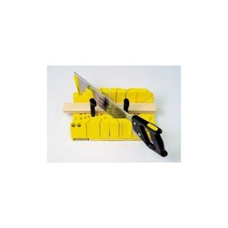 Ingletadora Manual 300x130mm C/serr Pl/resis Stanley