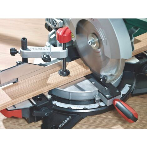 Metabo KS 216 M Inglatedora - 1350W - 216 x 30mm