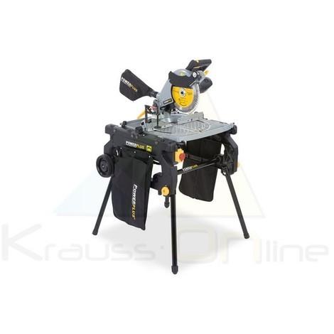 Ingletadora/sierra de mesa 2000w 254mm 2 en 1 (POWX07587)