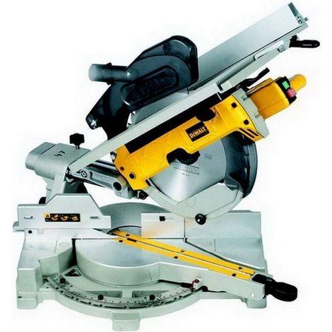Ingletadora telescopica mesa superior 1.500W motor induccion-305 mm - DEWALT - Ref: D27111-QS