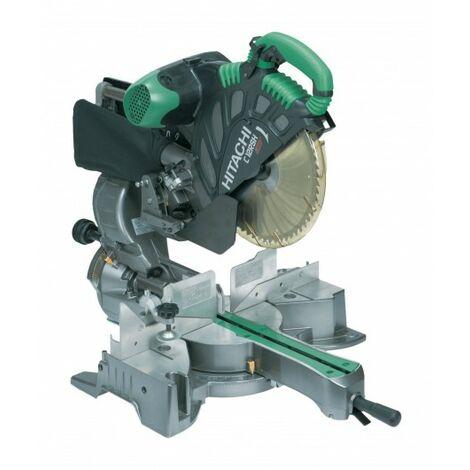 Ingletadoras 1.520 W 305×30 mm (Interior) 4.000 rpm C12RSH2 HIKOKI