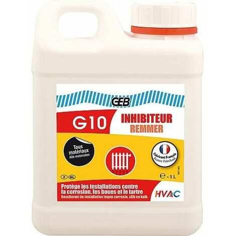 Inhibiteur GEB G10 Bidon 10 litres