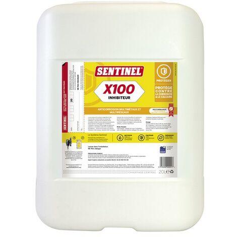 Inhibiteur X100 20l - SENTINEL : X100L-20L-EXP