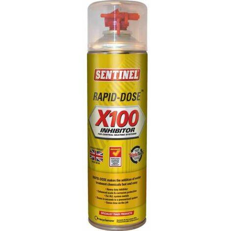 Inhibiteur X100 - Sentinel