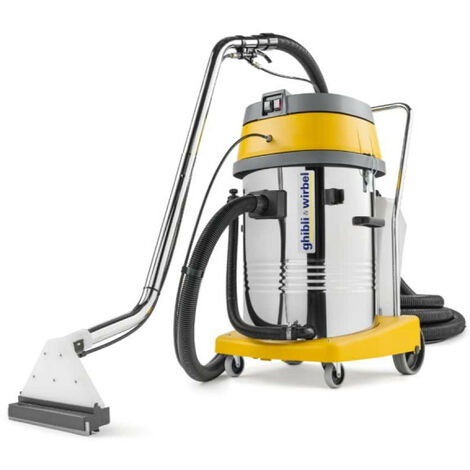 Injection-Extraction Cleaner GHIBLI WIRBEL - 2300W - M 26 I ULKA