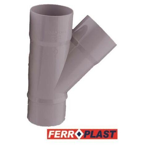 INJERTO PVC GR. M-H 45 90MM. 205037