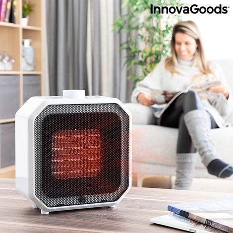 InnovaGoods Calefactor Cerámico Portátil Sakhan InnovaGoods 1500W