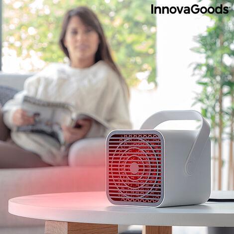 InnovaGoods Mini Calefactor Eléctrico Portátil HeatCube InnovaGoods 500W