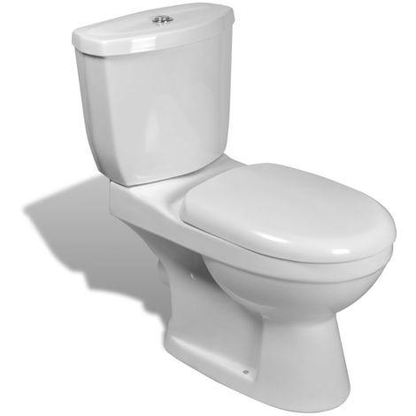 Retirar la cisterna del inodoro
