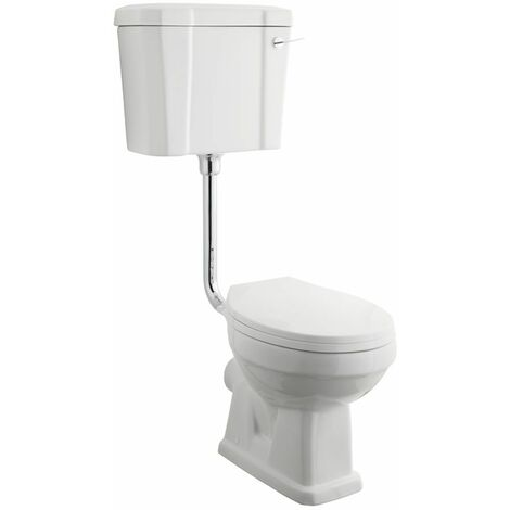 Inodoro wc tradicional