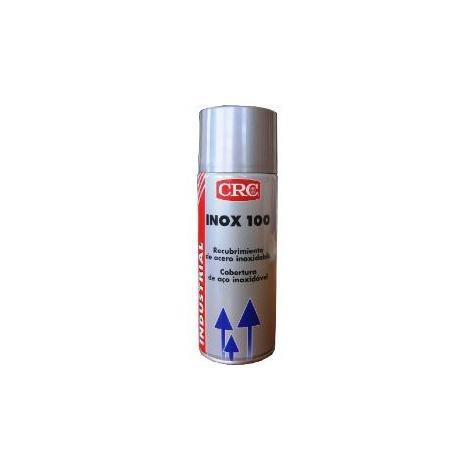 INOX 100 400ml recubrimiento para acero inoxidable CRC