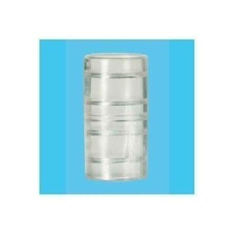 INSAT 20 MANCHONS SOUPLES EN PVC TRANSPARENT POUR DIAMÈTRE ONDULÉ 32MM 10657
