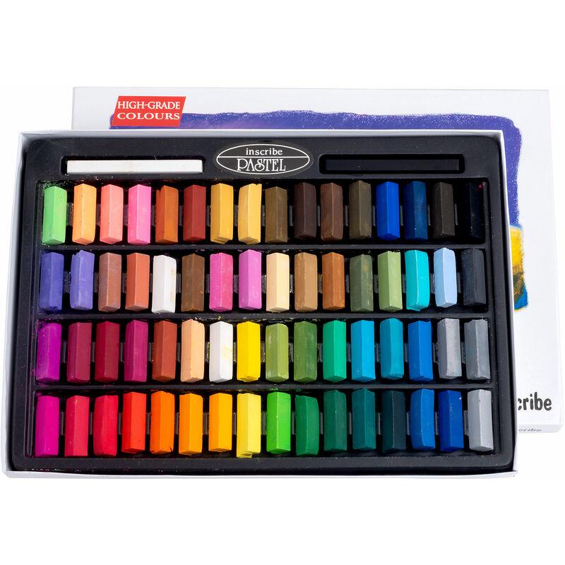 Image of IMPS64 Soft Pastel Set 64 Colours - Inscribe