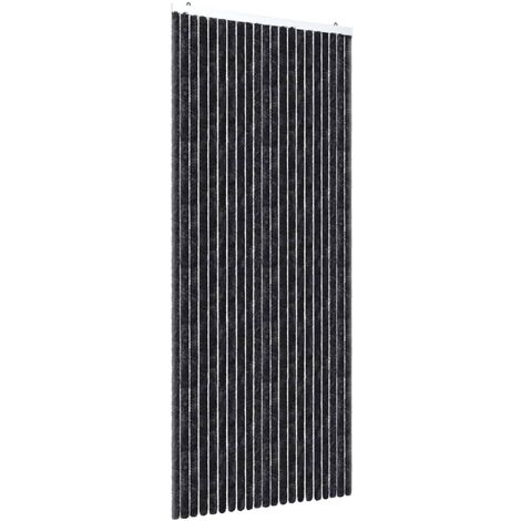 Insect Curtain Anthracite 90x220 cm Chenille