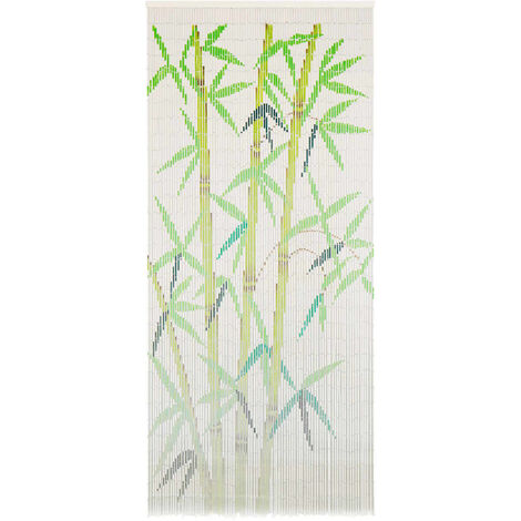 Insect Door Curtain Bamboo 90x200 cm