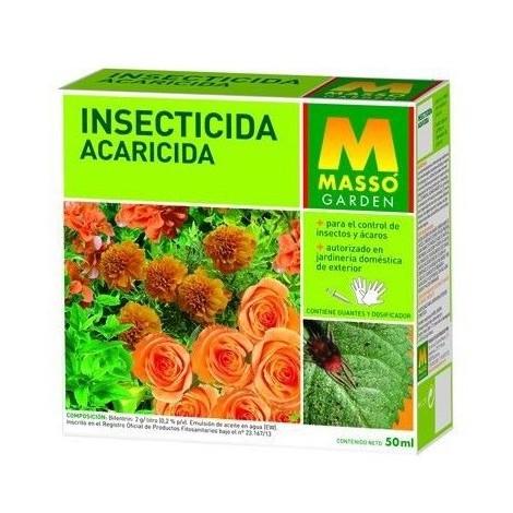 Insecticida Acaricida Abamectina 15ML Masso