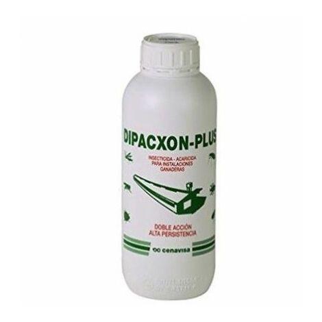 Insecticida acaricida DIPACXON PLUS 1L para explotaciones avícolas y ganaderas