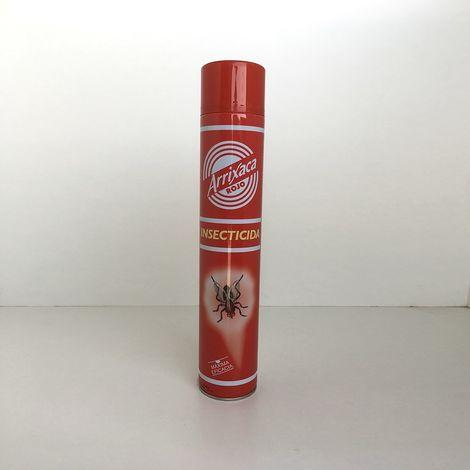 Insecticida aerosol Rojo Arrixaca 1.000 ml.