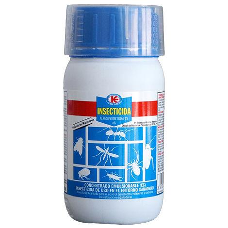 Insecticida Alfa 6 Insectos Rastreros, Voladores, Arácnidos - 250 ml