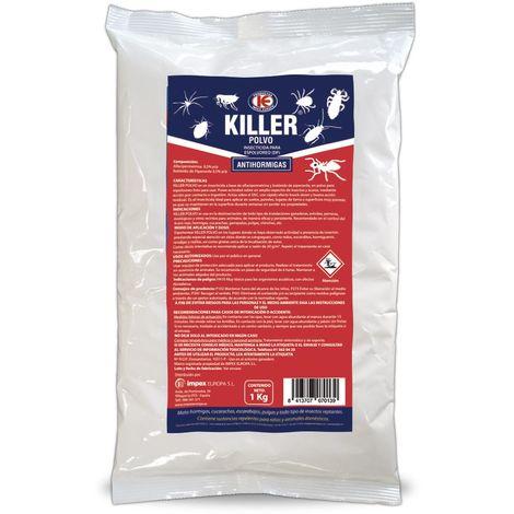 Insecticida Anti Hormigas Killer Polvo 1 kg
