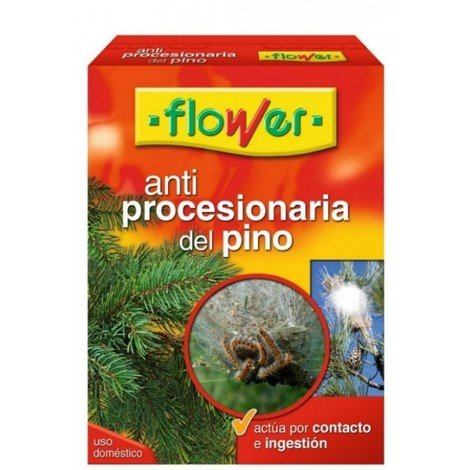 Insecticida anti procesionaria del pino flower 15 gr