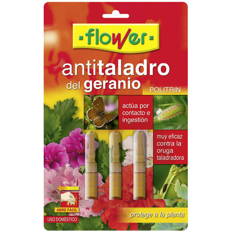 Insecticida Anti Talad Geranio - FLOWER - 130519