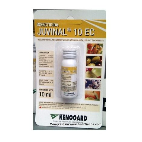 Insecticida anticochinilla Juvinal 10EC CC