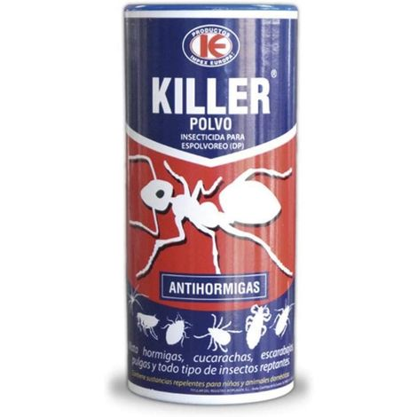 Insecticida antihormigas Killer polvo 100 Gr