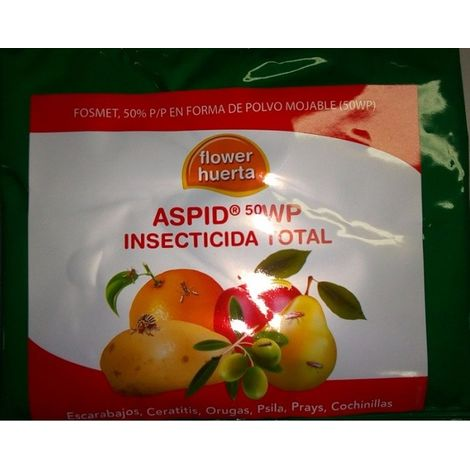 Insecticida Aspid 50 WP Fosmet 50% 35 Gr