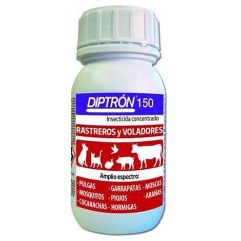 Insecticida Concentrado para Ambientes con Mascotas o Animales de Granja Diptron 150