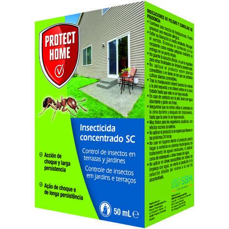Insecticida concentrado para exteriores Baythion 50ml