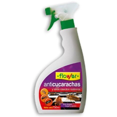 Insecticida Cucas Listo uso - FLOWER - 20540 - 750 ML