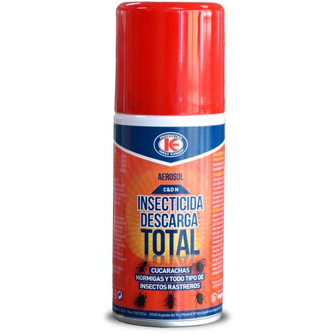 Insecticida Descarga Total IMPEX - 150 ml