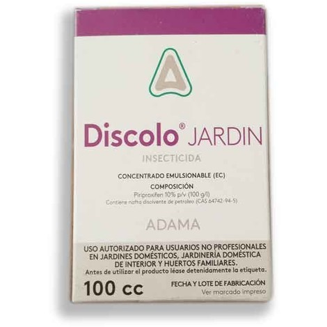 Insecticida Díscolo 100 ml