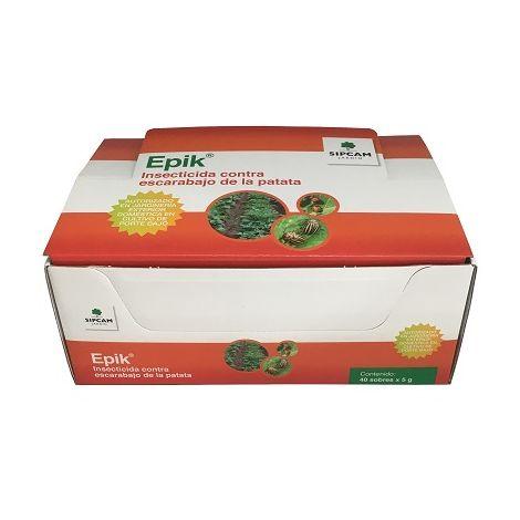 Insecticida EPIK contra el escarabajo de la patata
