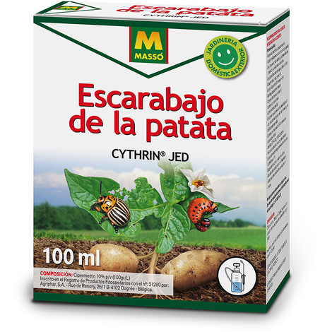 Insecticida Escarabajo De La Patata 100Ml - NEOFERR