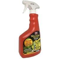Insecticida, fungicida y acaricida IKEBANA TRIPLE ACCIÓN 750ml
