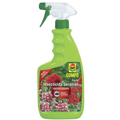 Insecticida Geranios 750ml