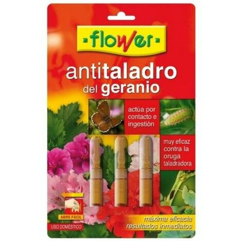 Insecticida Geranios Anti Taladro Monodosis Flower