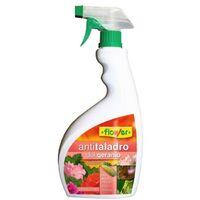Insecticida geranios anti-taladro pulverizador flower 750 ml