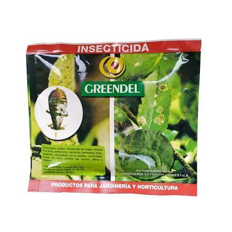 Insecticida GREENDEL Concentrado Emulsionable JED - 35 gr