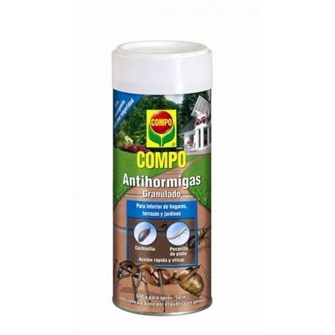 Insecticida hormi granulado compo 1648602011 500 gr