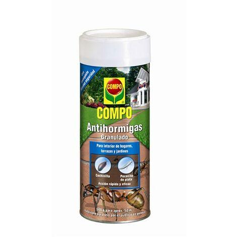 Insecticida Hormigas Granulado Talquera 500 Gr Compo
