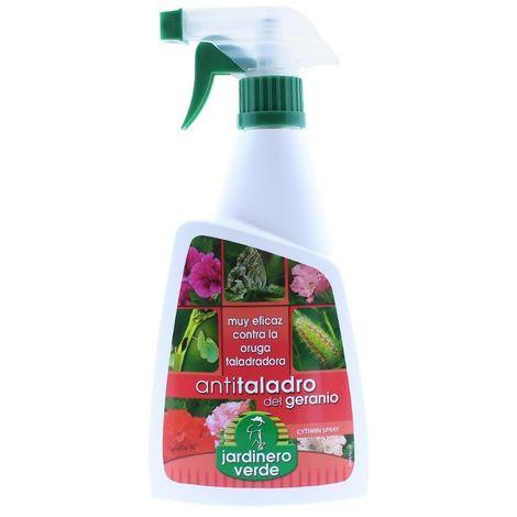 Insecticida jardinero verde 500 ml varios
