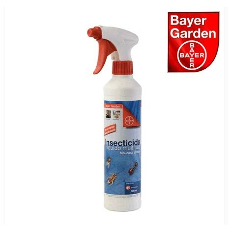 Insecticida Liquido Multiuso Bayer 500 ml
