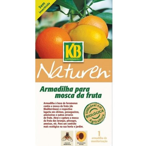 Insecticida mosca fruta motorizacion kb 6103