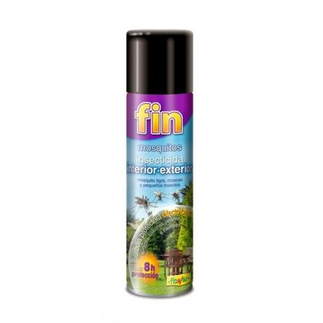 Insecticida mosq conc. spray flower 650 ml