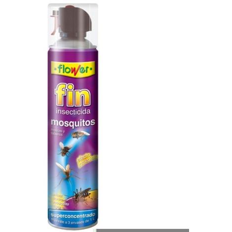 Insecticida Mosquitos - FLOWER - 120552 - 650 CM3